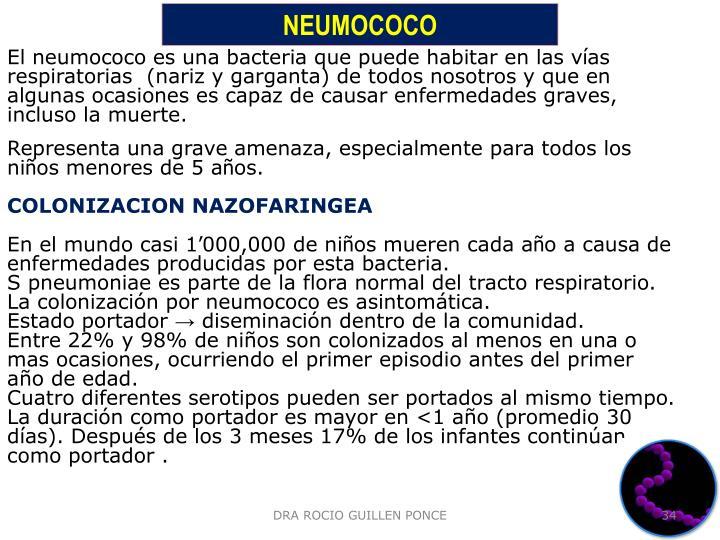 NEUMOCOCO