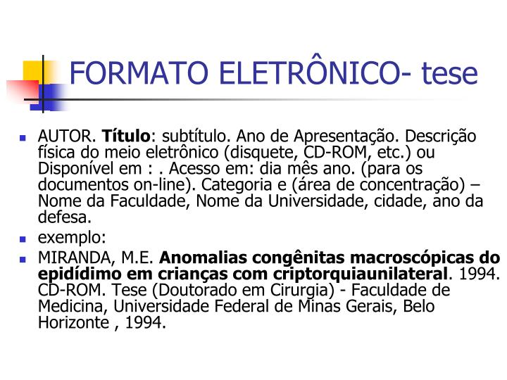 FORMATO ELETRÔNICO- tese