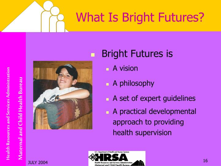 What Is Bright Futures?