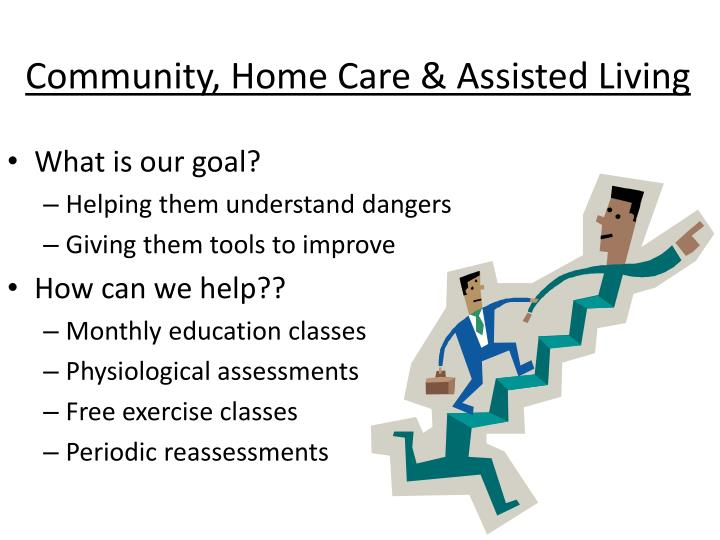 Community, Home Care & Assisted Living