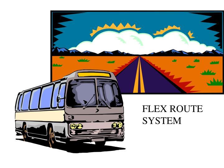 FLEX ROUTE