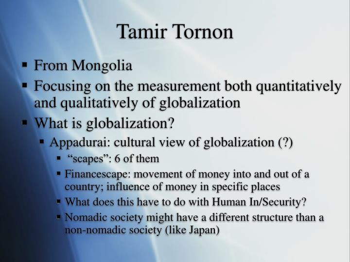 Tamir Tornon