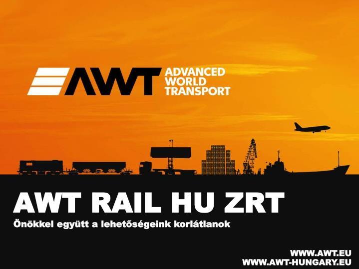 AWT RAIL HU ZRT