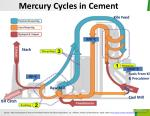 mercury cycles in cement