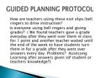 guided planning protocol13