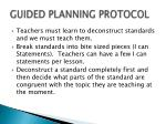 guided planning protocol9