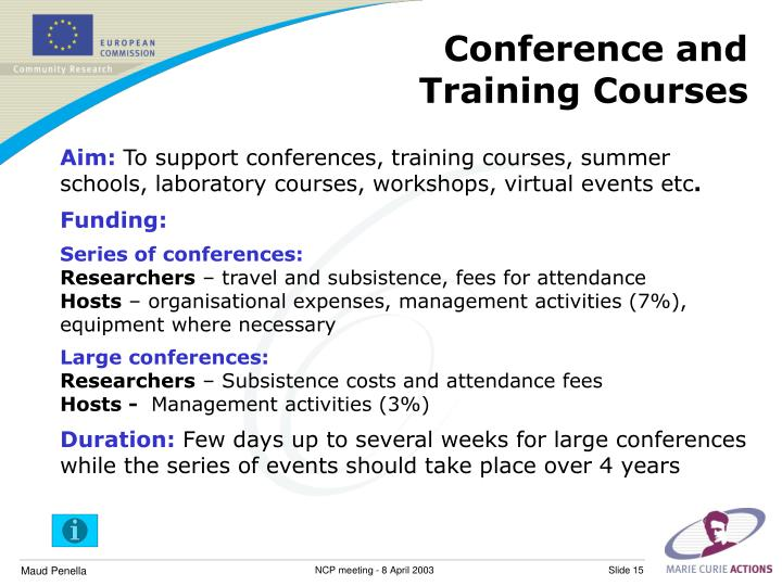 Conference and