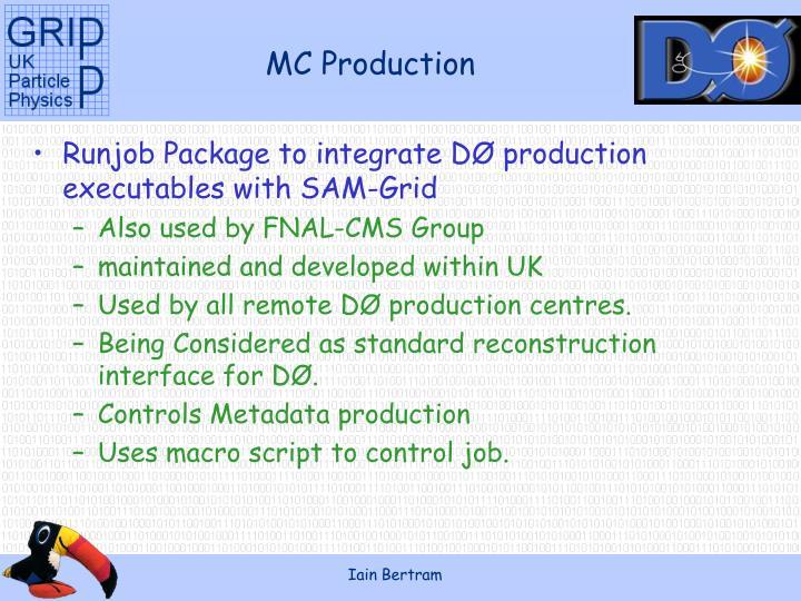MC Production