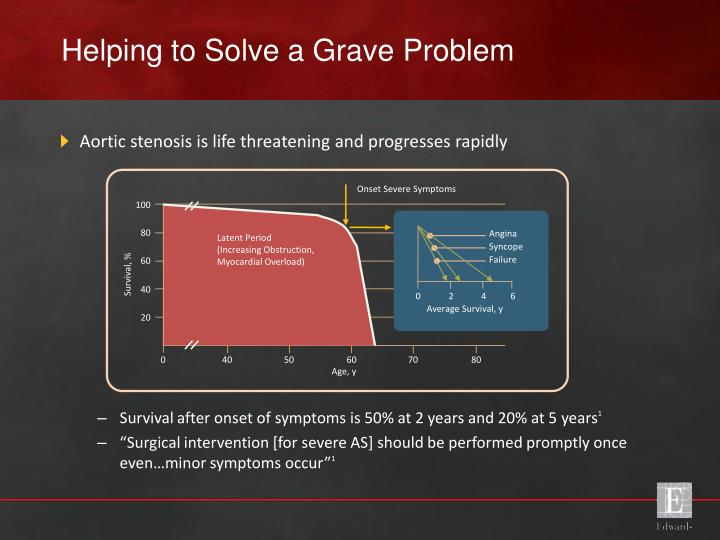 Helping to solve a grave problem