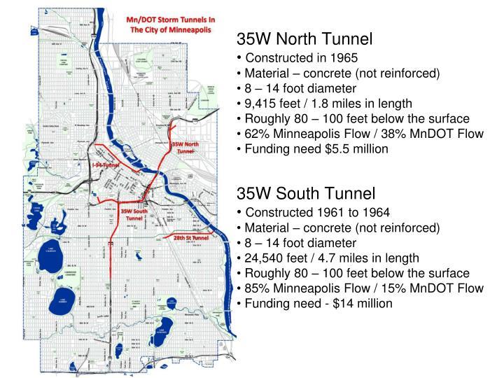35W North Tunnel