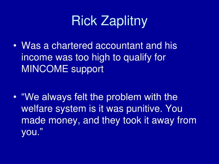 Rick Zaplitny