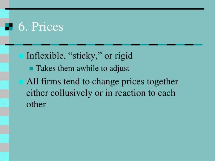 6. Prices