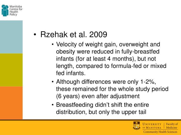 Rzehak et al. 2009