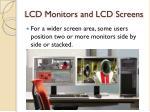 lcd monitors and lcd screens1