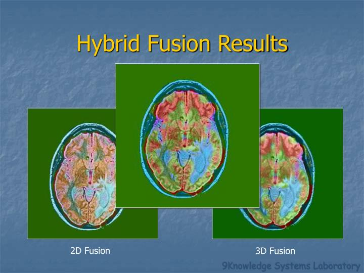 Hybrid Fusion Results