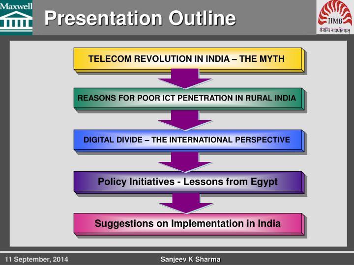 TELECOM REVOLUTION IN INDIA – THE MYTH