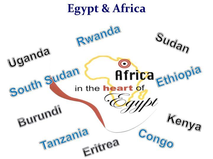 Egypt & Africa