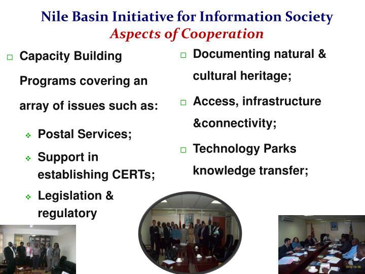 Nile Basin Initiative for Information Society