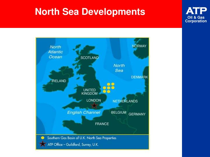 North Sea Developments