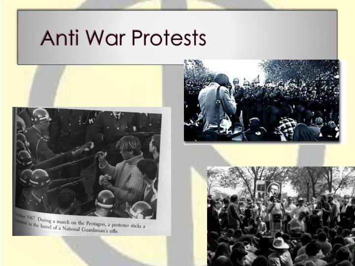 Anti War Protests