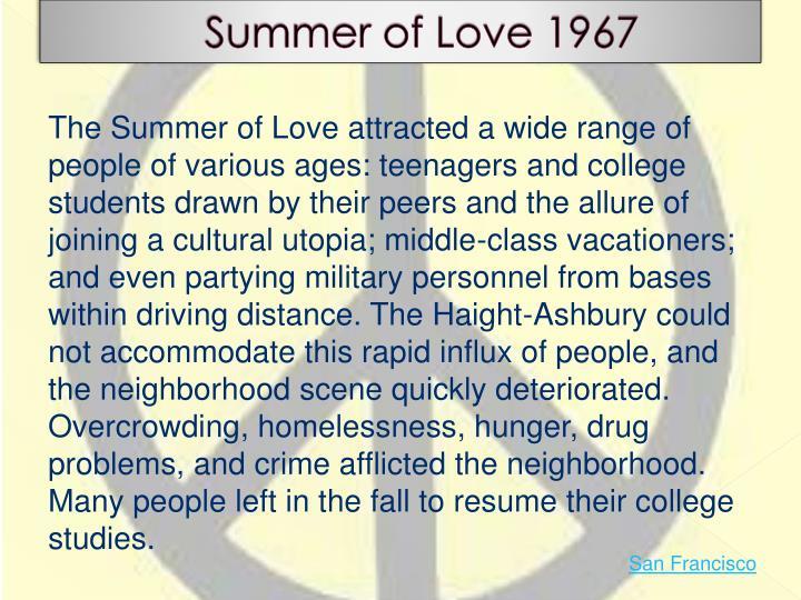 Summer of Love 1967