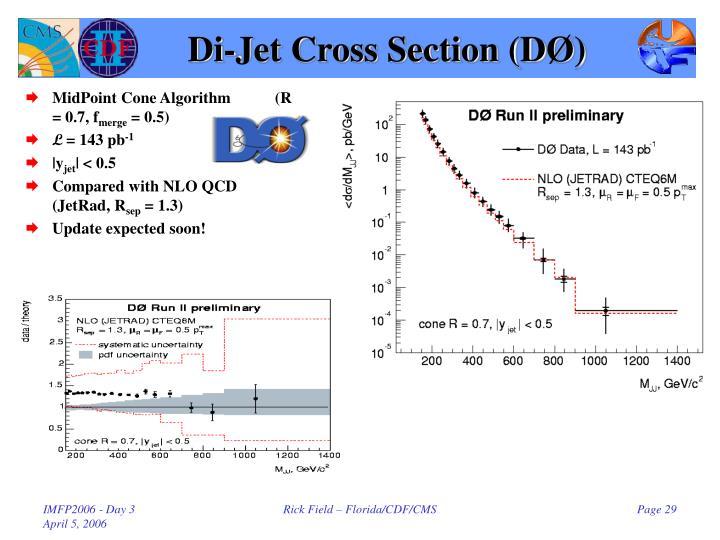 Di-Jet Cross Section (D
