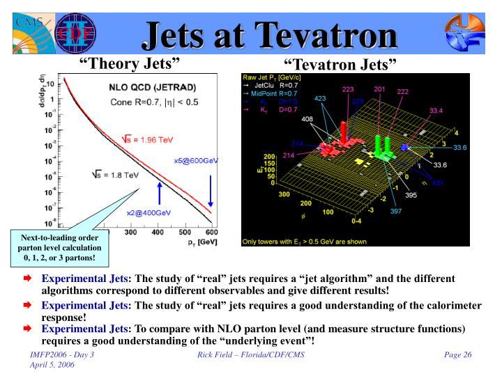 """Theory Jets"""