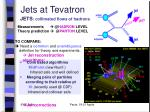 jets at tevatron