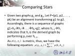 comparing stars10