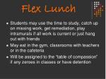flex lunch1
