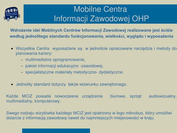 Mobilne Centra