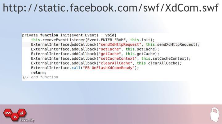 http://static.facebook.com/swf/XdCom.swf