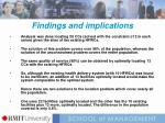 findings and implications2