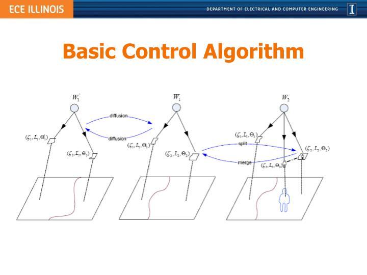 Basic Control Algorithm