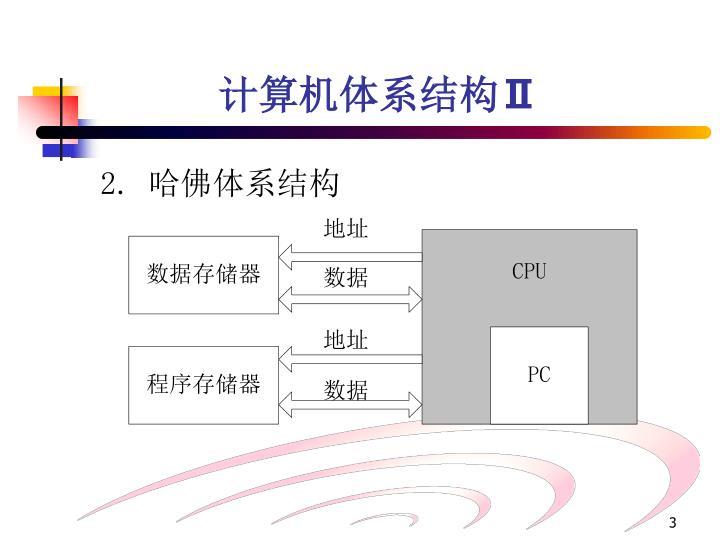 计算机体系结构Ⅱ