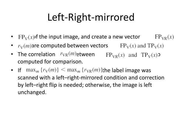 Left-Right-mirrored