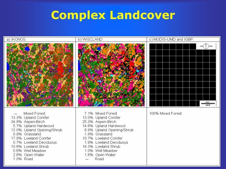 Complex Landcover