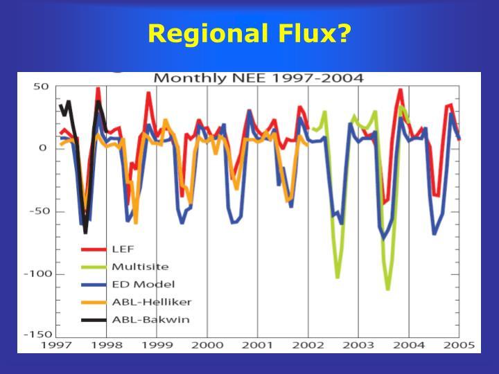 Regional Flux?