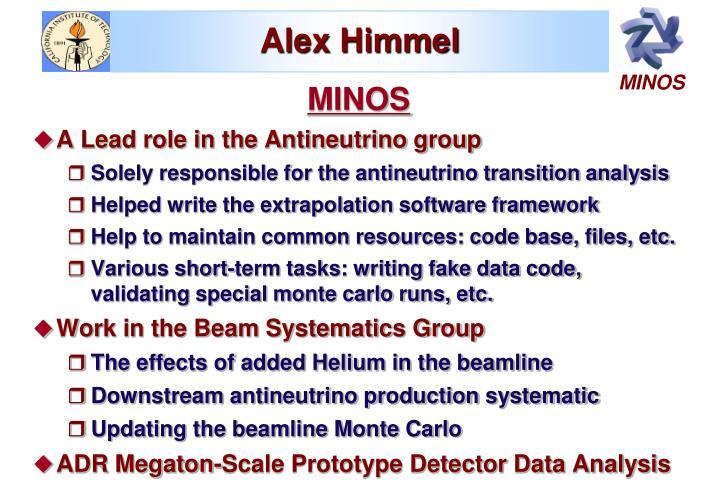 Alex Himmel