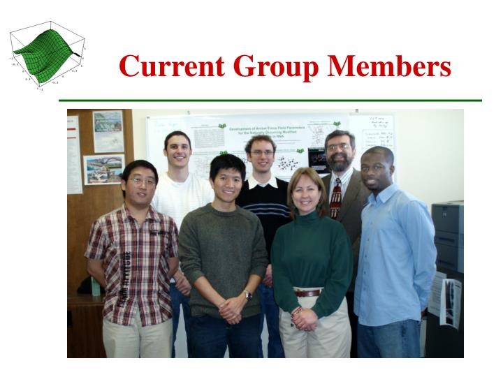 Current Group Members