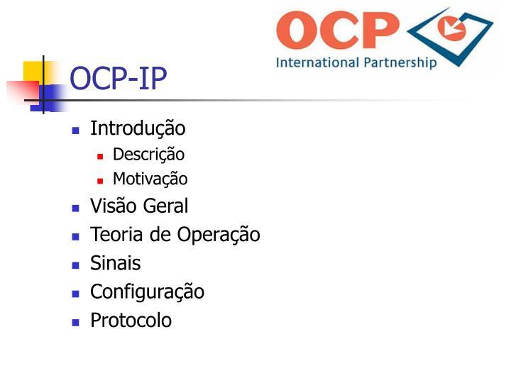 OCP-IP