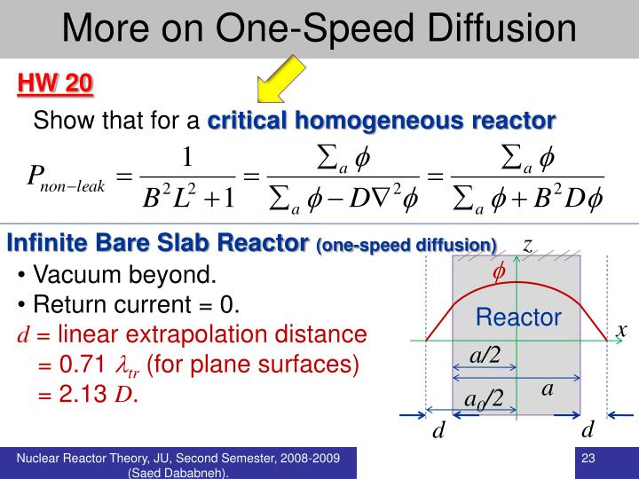 More on One-Speed Diffusion