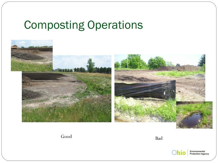 Composting Operations