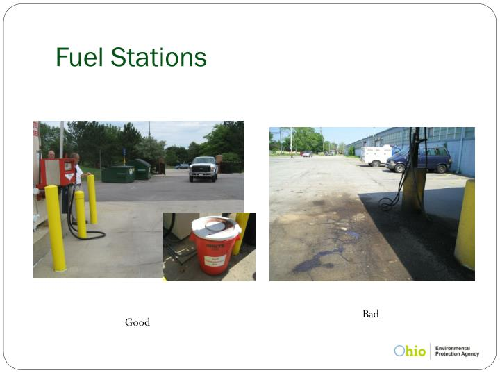 Fuel Stations