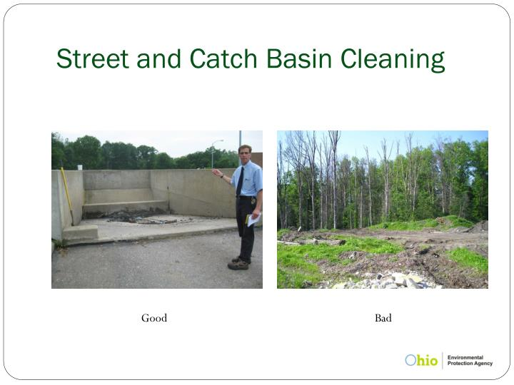 Street and Catch Basin Cleaning
