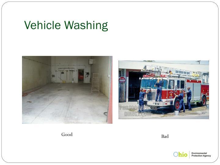 Vehicle Washing