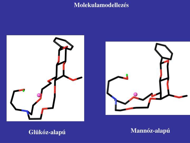 Molekulamodellezés