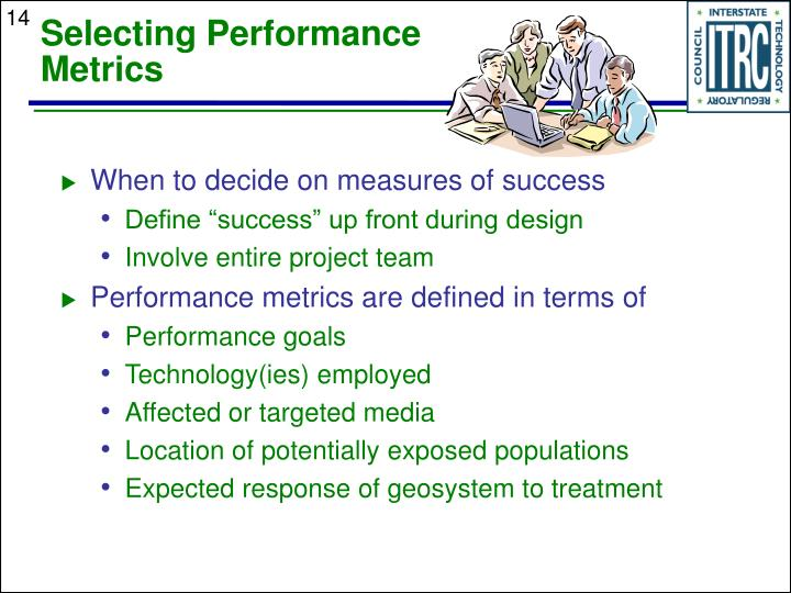 Selecting Performance