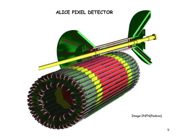 ALICE PIXEL DETECTOR