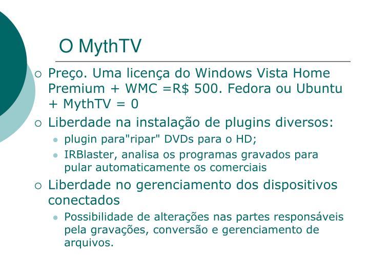O MythTV